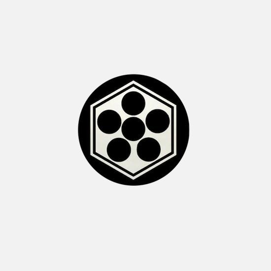 kikkougoyou Mini Button