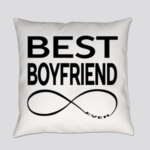 BEST BOYFRIEND EVER Everyday Pillow