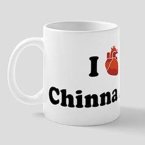 I (Heart) Chinna Adi Mug