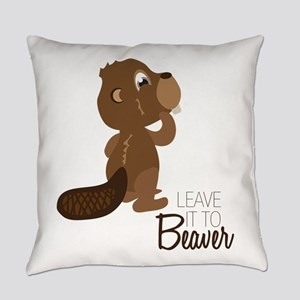 Leave It To Beaver Everyday Pillow