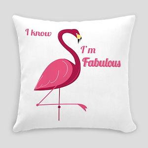 Im Fabulous Everyday Pillow