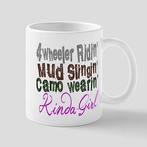 camo wearin, Mugs