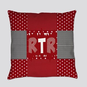 RTR houndstooth Everyday Pillow