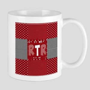 RTR houndstooth Mugs