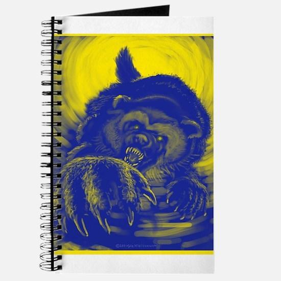 Wolverine Enraged Journal