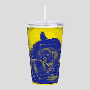 Wolverine Enraged Acrylic Double-wall Tumbler