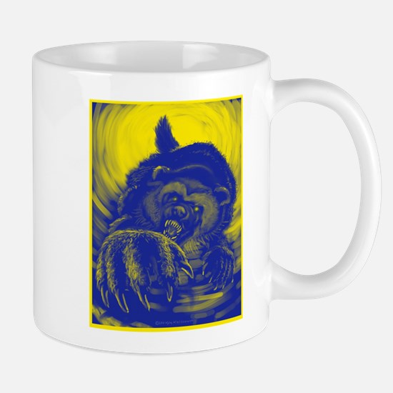 Wolverine Enraged Mugs