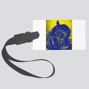 Wolverine Enraged Luggage Tag