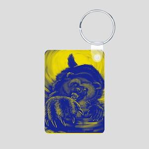 Wolverine Enraged Keychains