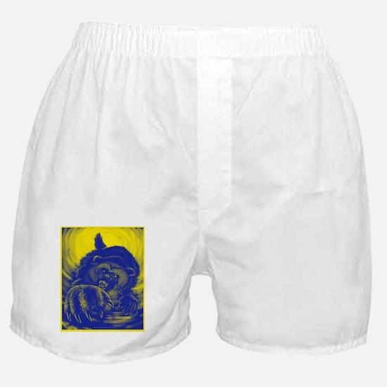 Wolverine Enraged Boxer Shorts