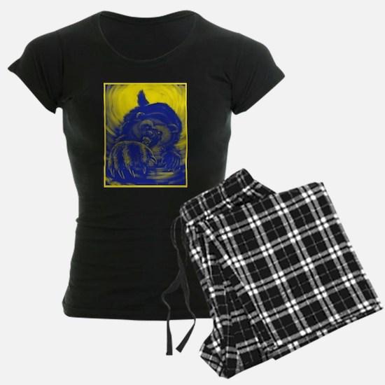 Wolverine Enraged Pajamas
