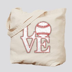 Love Baseball Classic Tote Bag