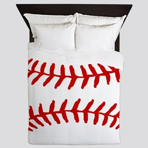 Baseball Bed Pillow Queen Duvet