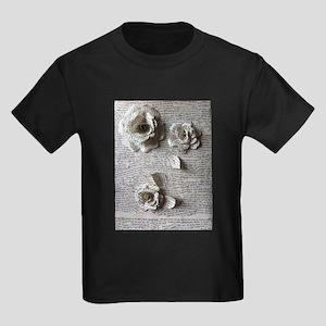 Paper Rose 3D Artwork Print T-Shirt