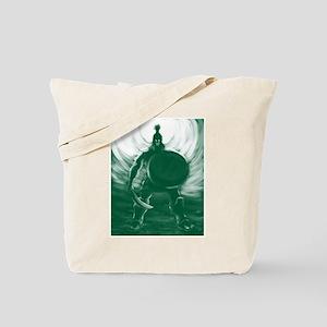 Hoplite Warrior Tote Bag