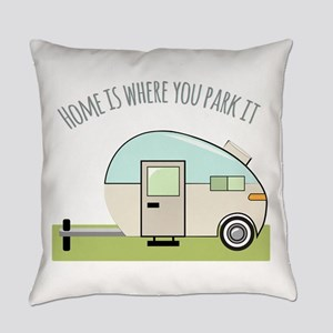 Home Park Everyday Pillow