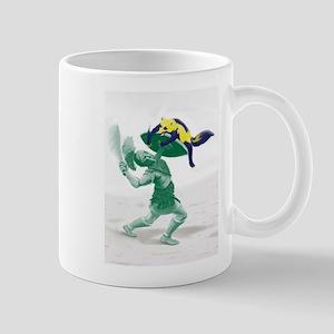 Hoplite vs. Wolverine Mugs
