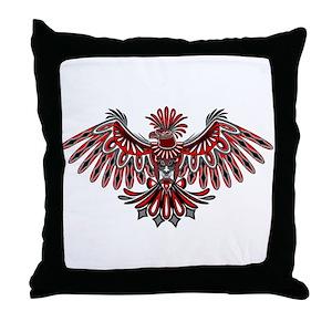 b26f8842d Maori Art Pillows - CafePress