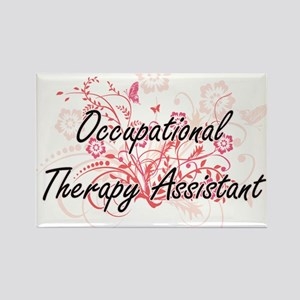 Occupational Therapy Assistant Artistic Jo Magnets