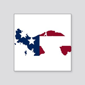 Panamanian American Sticker