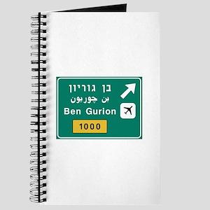 Ben Gurion Airport, Tel Aviv, Israel Journal