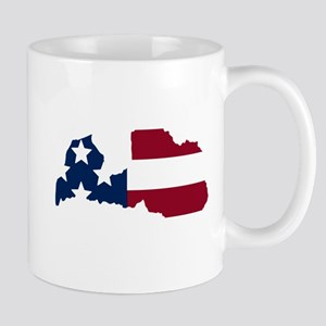 Latvian American Mugs