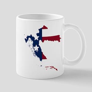 Croatian American Mugs