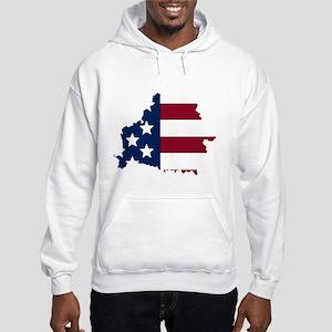 Belarusian American Hoodie