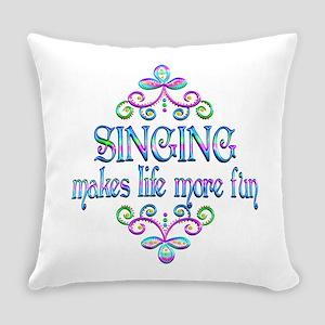 Singing Fun Everyday Pillow