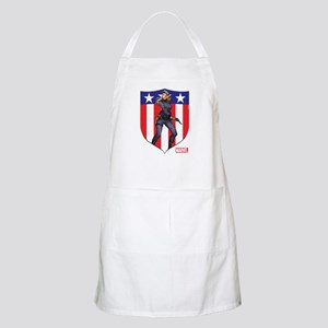 Agent Carter Standing Apron