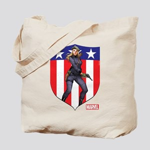 Agent Carter Standing Tote Bag