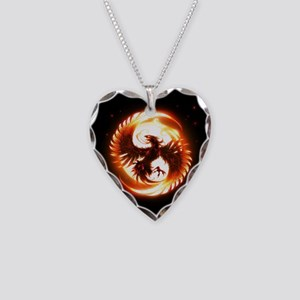 Phoenix Bird Necklace