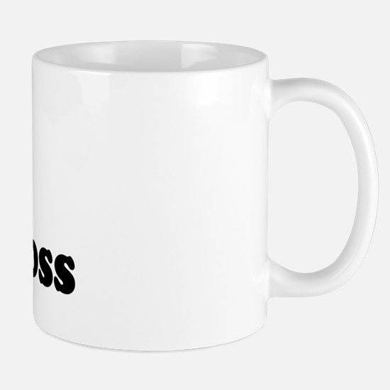 I (Heart) Snowcross Mug