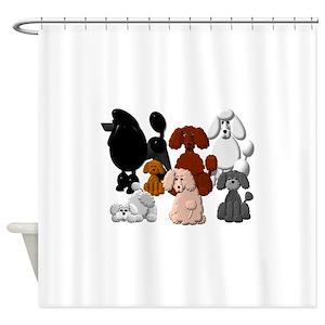 Poodle Bed Bath