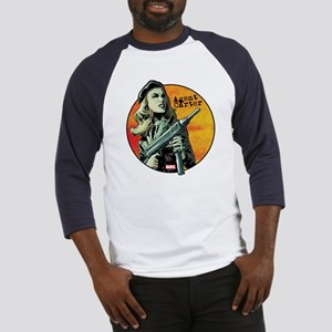 Agent Carter Machine Gun Baseball Jersey
