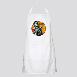 Agent Carter Machine Gun Apron