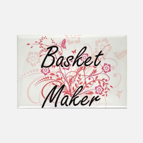 Basket Maker Artistic Job Design with Flow Magnets