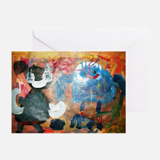 Penguin Greeting Cards (Pk of 10)