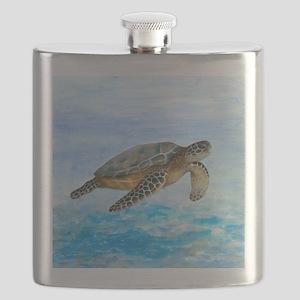 Turtle 1 Flask