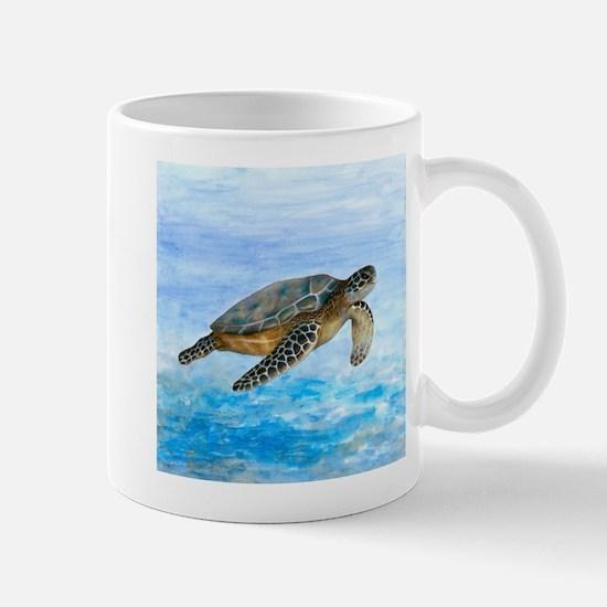 Turtle 1 Mugs