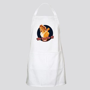 Agent Carter We Can Do It Apron
