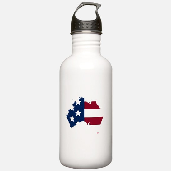 Australian American Water Bottle