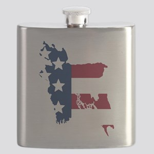 Bangladeshi American Flask