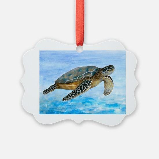 Turtle 1 Ornament
