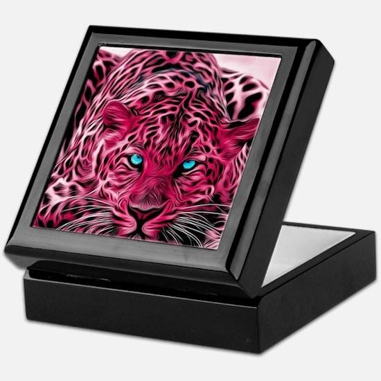 Cool African animal Keepsake Box