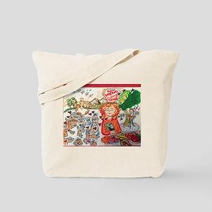 Now Dreams Come True Tote Bag