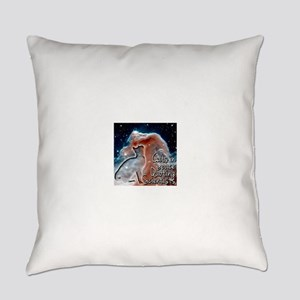 Cats in Space Quoting Scientists1 Everyday Pillow