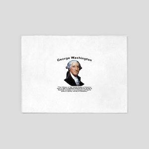 Washington: GovForm 5'x7'Area Rug