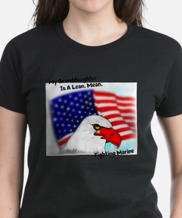 Marine Granddaughter T-Shirt