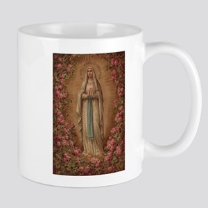 Our Lady Of Lourdes Mug